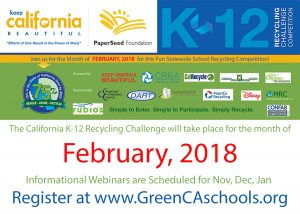 2018 K-12 Recycling Challenge