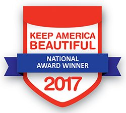 Kepp America Beautiful Award Winner